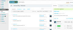 Disqus Comment System screenshot 3