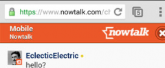 Nowtalk - Chat Room screenshot 7