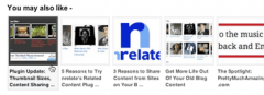 nrelate Related Content screenshot 1