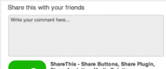 ShareThis: Share Buttons and Social Analytics screenshot 1